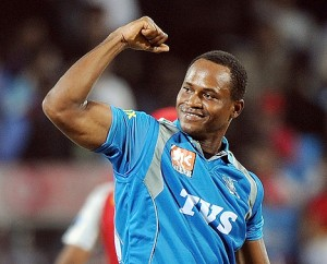 Marlon Samuels returned home from IPL.