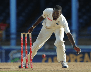 Left-arm spinner Sulieman Benn had a six-wicket haul today against the Leeward Islands.
