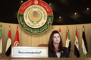 Former Tunisian first lady Laila Trabelsi