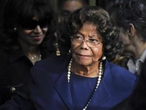 Michael Jackson's 82-year-old mother, Katherine Jackson.