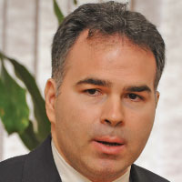 Former controversial Caribbean Airlines chairman George Nicholas