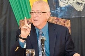 Education Minister Ronald Thwaites.