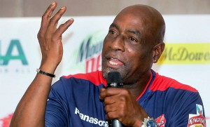 Sir Viv Richards.