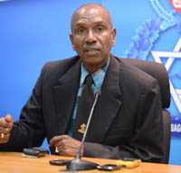 Deputy Commissioner of Police Mervyn Richardson
