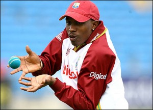 West Indies ODI skipper, Dwayne Bravo.
