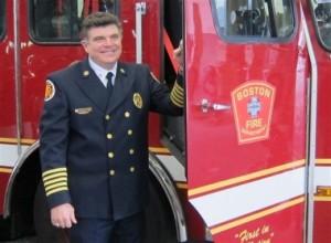 Boston Fire Chief Steve Abraira has resigned.