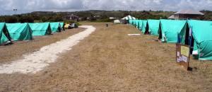 'Branckers' Camp site 2013