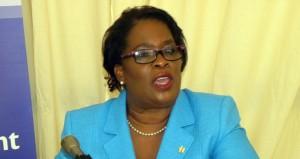President of HRMAB, Glenda Gilkes