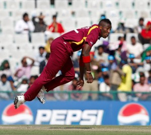 Andre Russell looking toward a successful LCPL tournament.