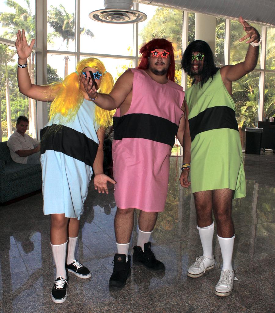 animekon2013powerpuffgirls