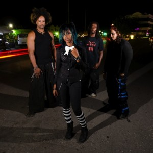 Bajan punk rock band in us.