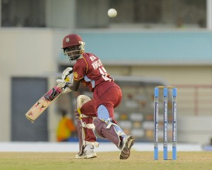 Kyshonna Knight made 48 in the Barbados innings