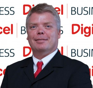 Head of Digicel Business for Barbados, Tim Maher