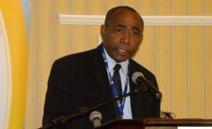 Minister Darcy Boyce