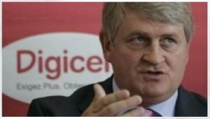Digicel CEO Barry O'Brien