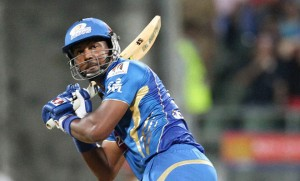 Dwayne Smith to feature tomorrow in the powerful Mumbai Indians lineup.