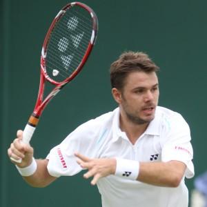 US Open champion falls in quarter-finals to Stanislas Wawrinka