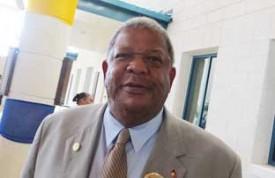 Antigua Prime Minister Baldwin Spencer