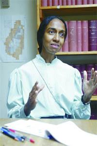 Dr Joan Latchman