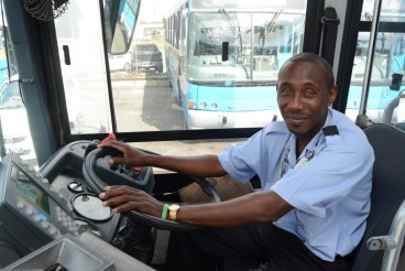 Alvin Sobers says service is nothing new to him.