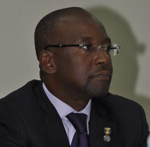 Minister of Sports - Stephen Lashley