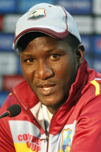 West Indies captain Darren Sammy