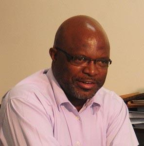 Home Affairs Minister Adriel Brathwaite