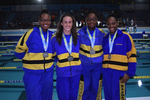 15 to 17 relay team