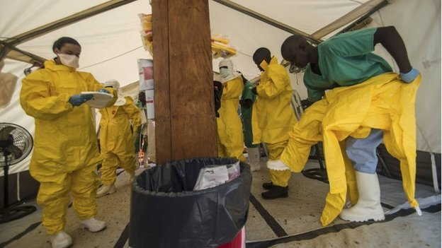 Health workers are battling to contain the deadliest outbreak of Ebola.