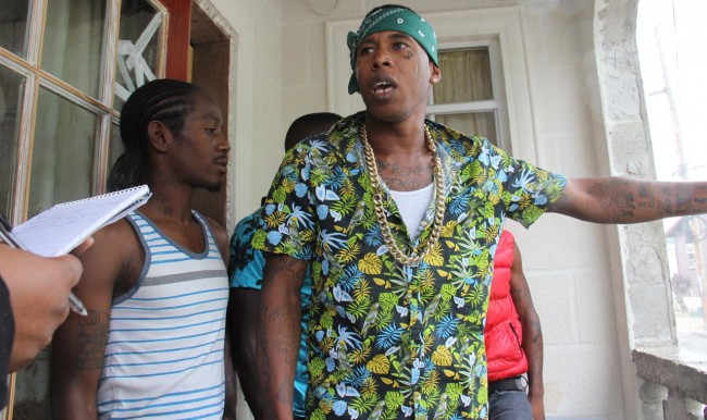 Wilkinson Road residentJermaine Capone Harper says  they are not bad boys.