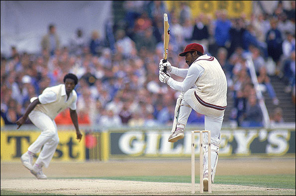 Gordon Greenidge in his pomp.