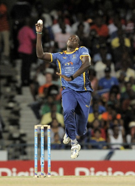 Man-of-the-Match Jason Holder wrecked the Red Steel's early batting.