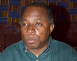 Pan-Africanist David Denny