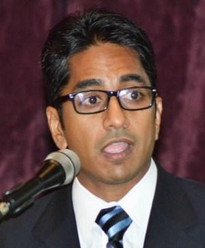 Dr Vikash Chatrani