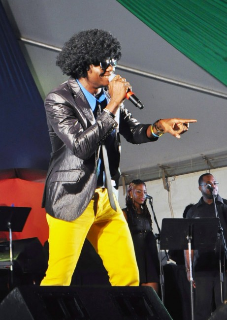 Calypso Monarch Ian Webster