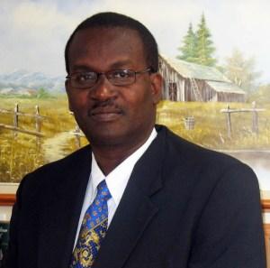 Vice-chairman of IS-IVCF, Major Patrick Skeete.