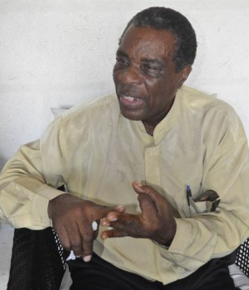 Historian Trevor Marshall