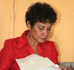 BSTU president Mary Redman