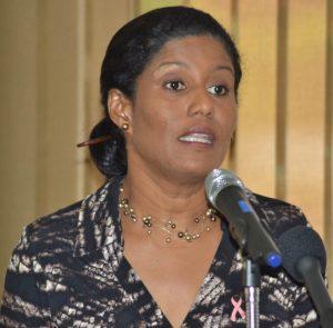 Senator Dr Esther Byer-Suckoo