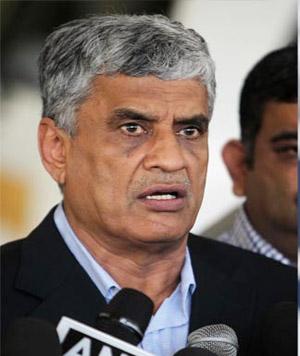BCCI's Sanjay Patel