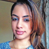 19-year-old Salma Chadee, killed by a man in a wheelchair.