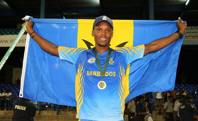 Kevin Stoute in charge of Barbados Pride.