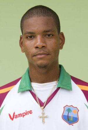 West Indies opening batsman Kieran Powell