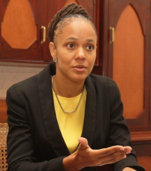 Leader of Opposition Business in the House Santia Bradshaw