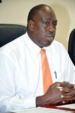 QEH Chief Executive Officer Dr Dexter James