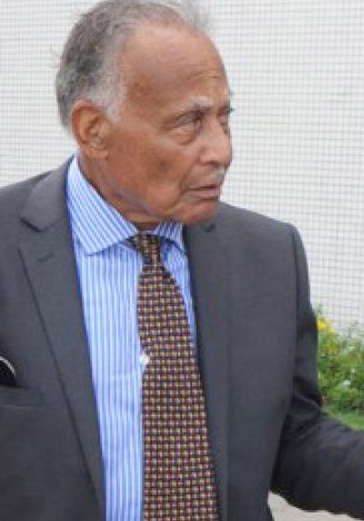 Queen's Counsel Vernon Smith