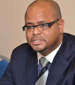 Chairman of the Barbados Private Sector Association, Alex McDonald.
