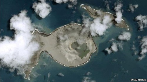 island after