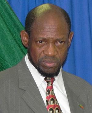 Former Prime Minister Dr Denzil Douglas