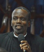 Reverend Michael Clarke